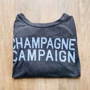 Champagne Campaign Crewneck